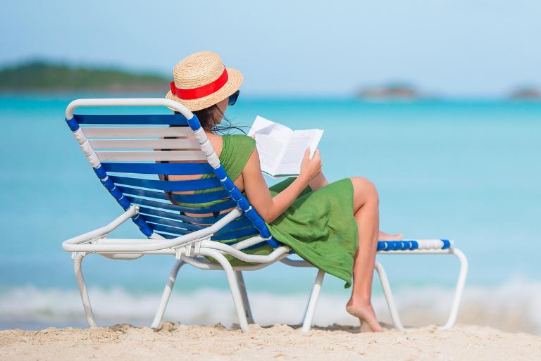 I 7+1 libri che ogni imprenditore dovrebbe portare in vacanza